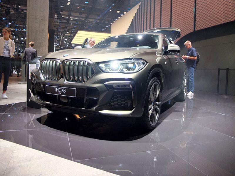 BMW X6 - IAA2019