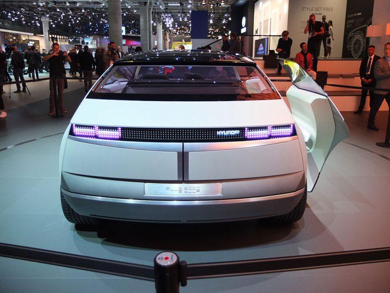 iaa 2019 - Hyundai concept 45