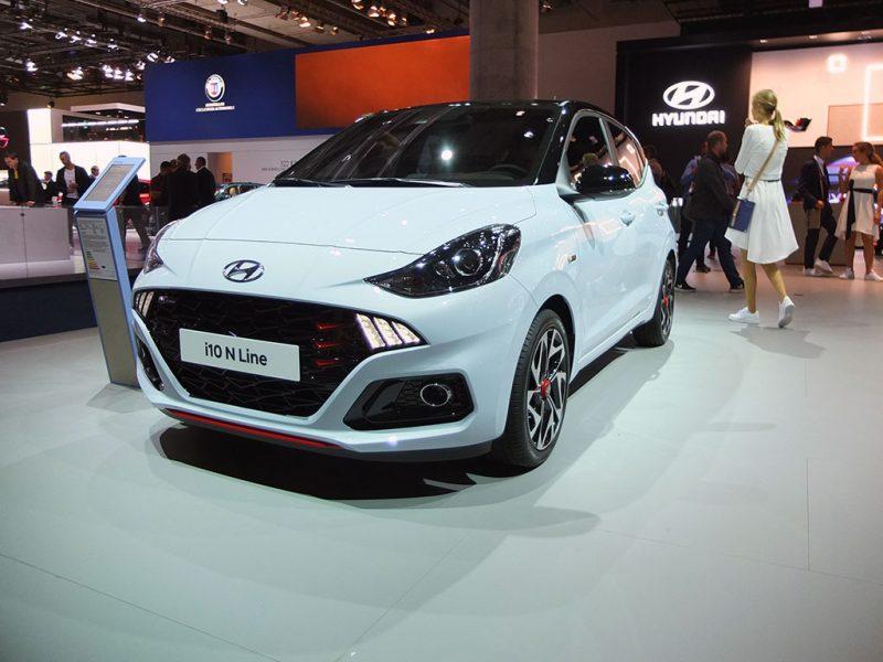 Hyundai i10 N line - IAA2019