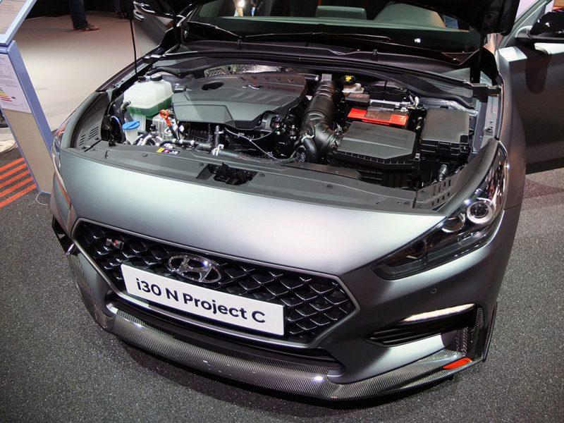 Hyundai i30 N project C - IAA2019