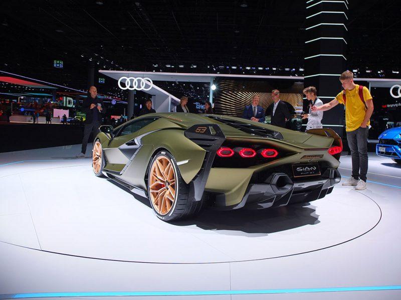 Lamborghini Sian - IAA2019