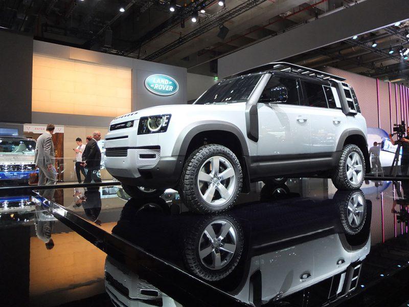 Land Rover Defender - IAA2019