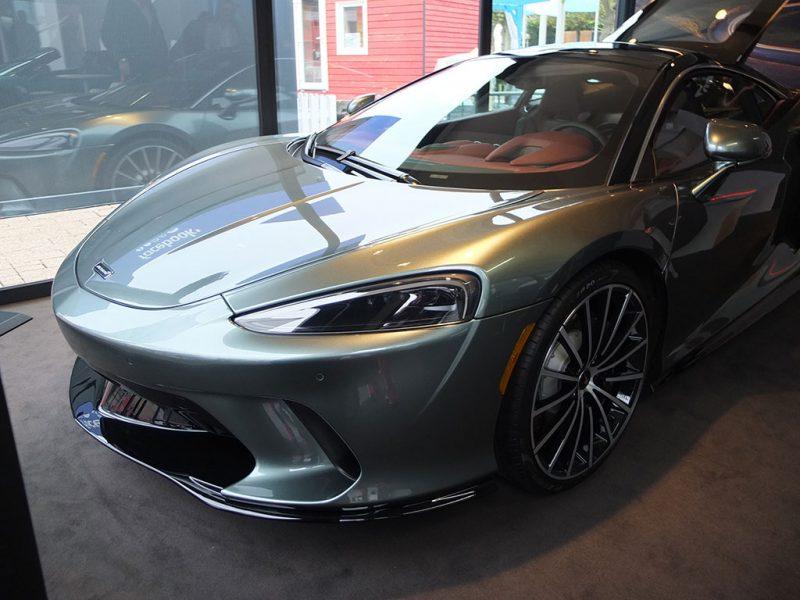 McLaren GT - IAA2019