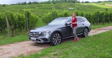 Mercedes classe E 400d All-Terrain 2019