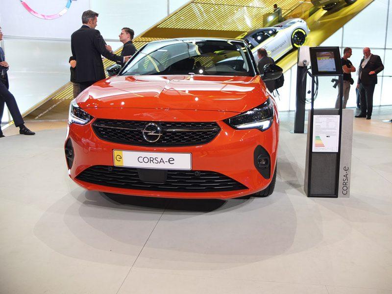 Opel Corsa-e - iaa2019