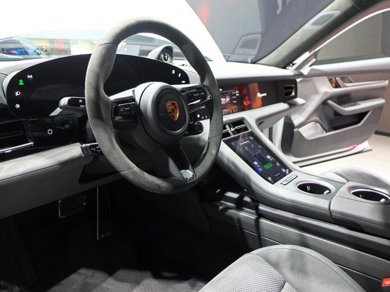 Porsche Taycan - iaa2019