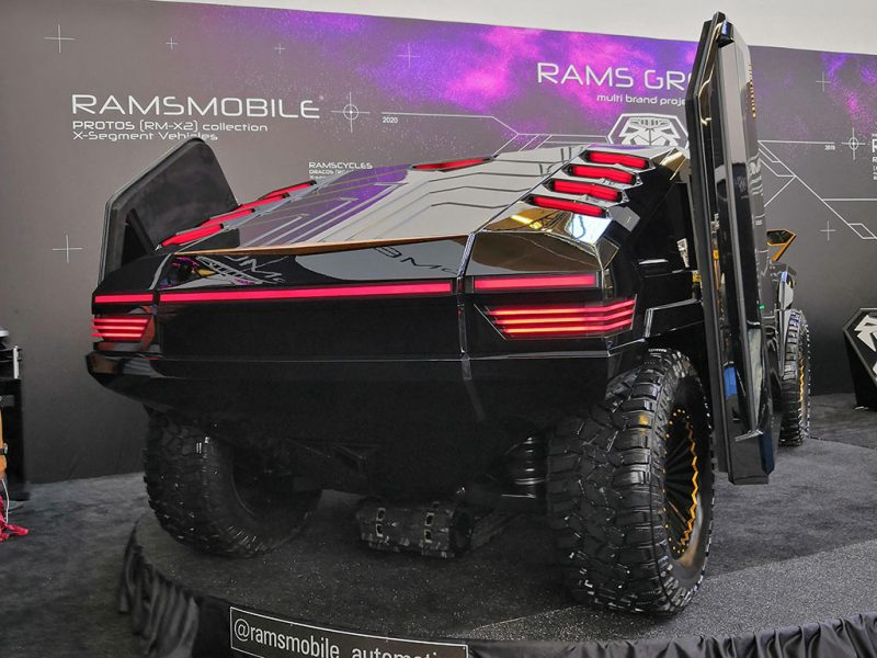 iaa 2019 - Ramsmobile Protos