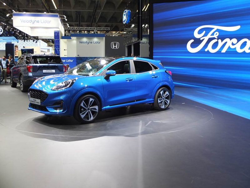 iaa 2019 stand ford