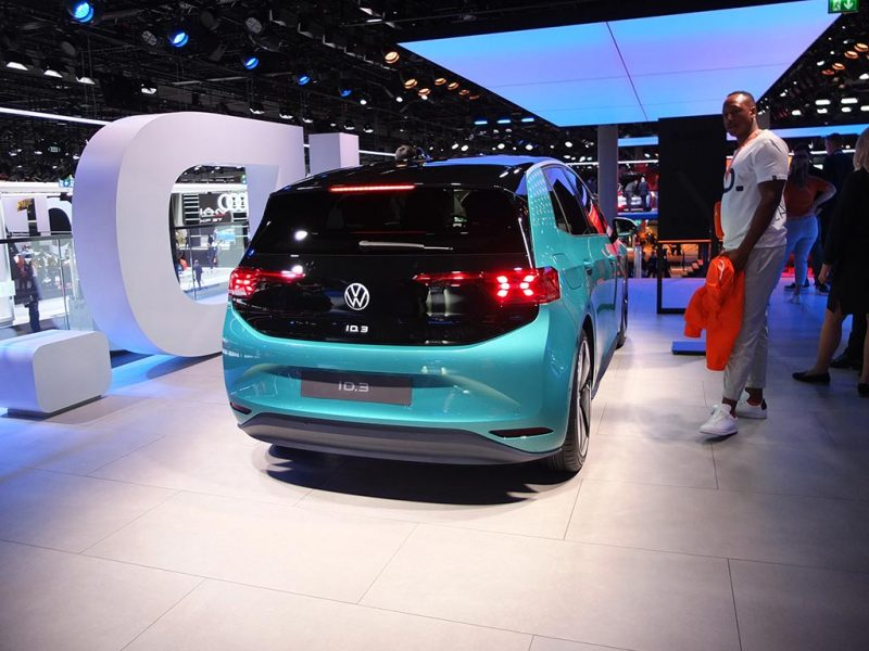 Volkswagen ID.3 - 1st edition - iaa2019