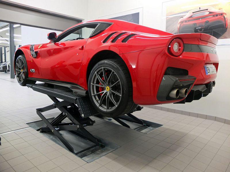 Atelier Ferrari - concession Ferrari SF Grand Est Sausheim
