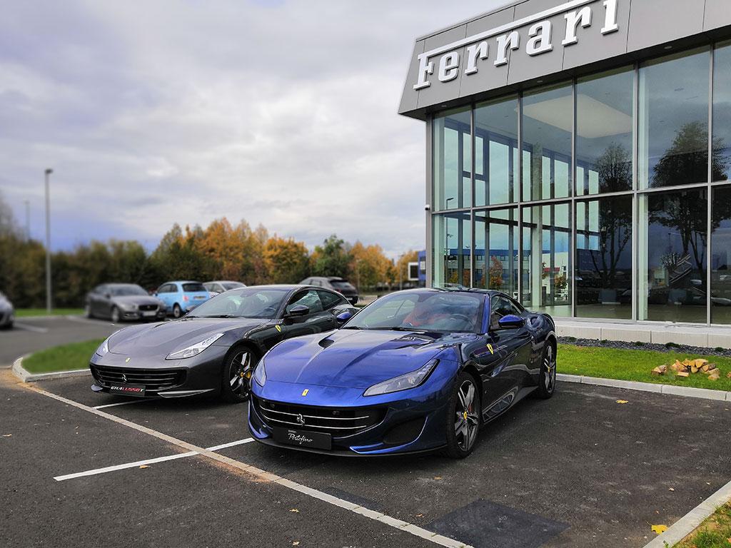 Ferrari voit grand en Alsace avec sa nouvelle concession | Miss 280ch