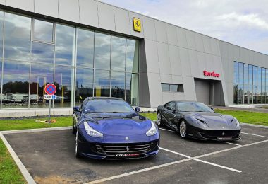 concession Ferrari SF Grand Est Sausheim