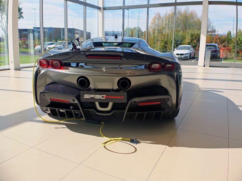 Ferrari SF90 Stradale - concession Ferrari SF Grand Est Sausheim