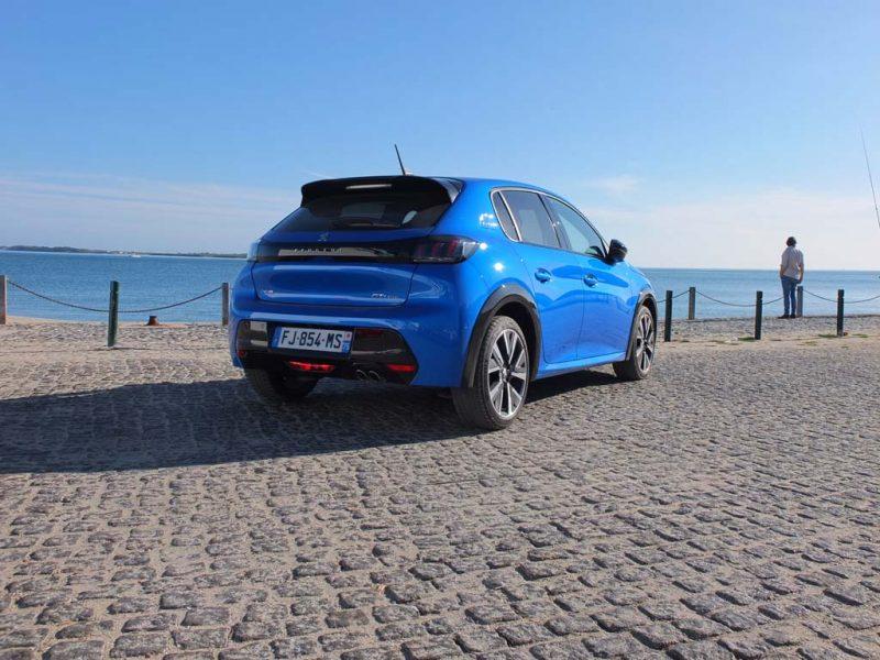 Essai Peugeot 208 (2019) - Puretech 130 GT Line