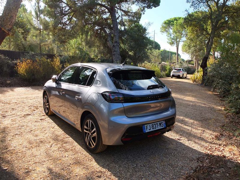 Essai Peugeot 208 (2019) - Puretech 100 Allure