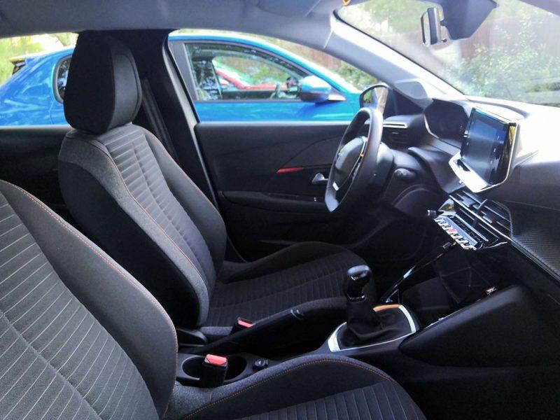 Essai Peugeot 208 (2019) - Puretech 75 active