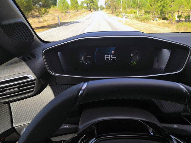 Essai Peugeot e-208 (2019) - Electrique GT