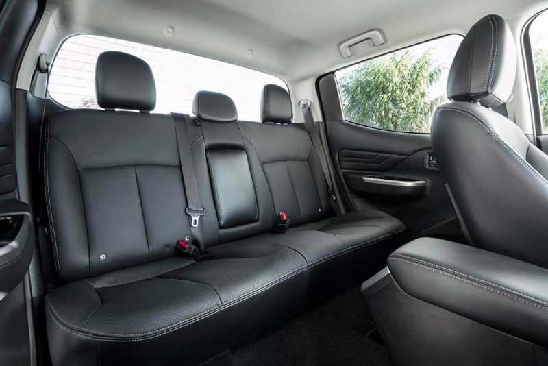 Mitsubishi L200 essai pick-up -Interieur