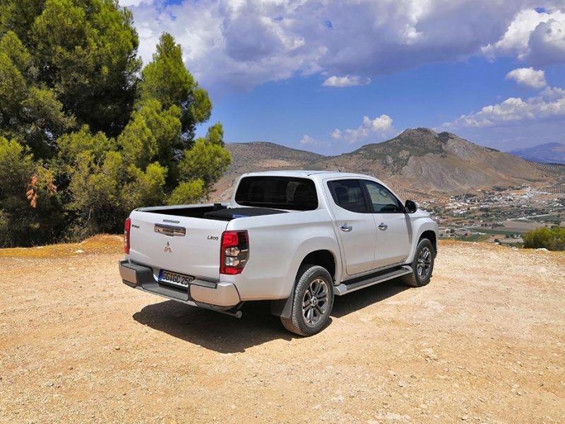Mitsubishi L200 essai pick-up