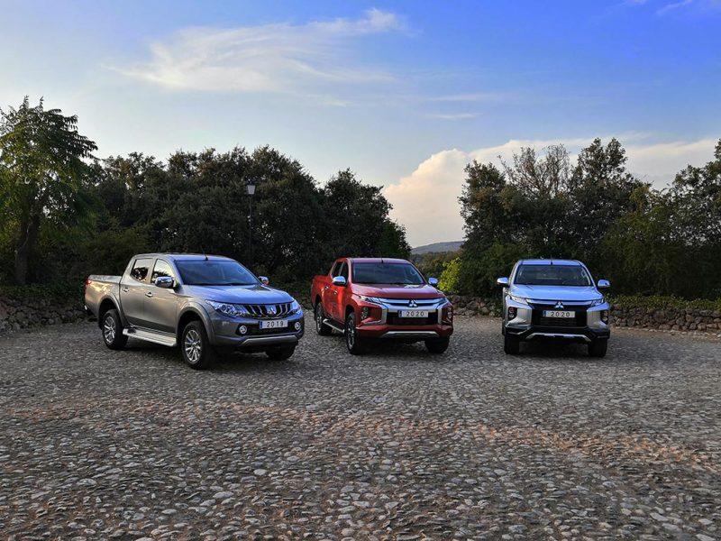 Mitsubishi L200 essai pick-up vs ancienne génération