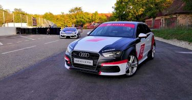 RC-Events - session Audi A3 - Circuit de l'Anneau du Rhin