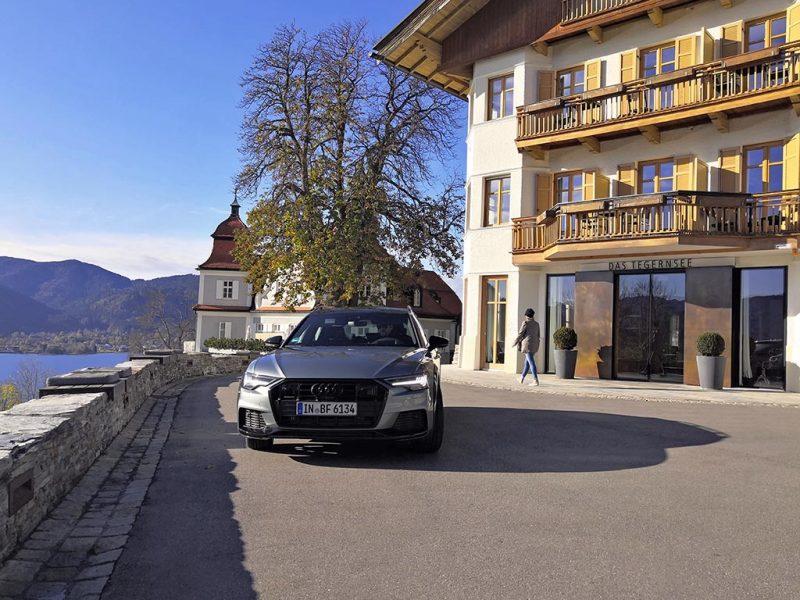 Audi A6 allroad quattro 2019 (vert gavial)