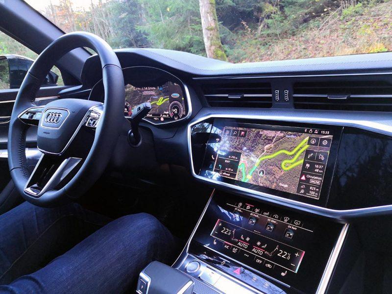 Audi A6 allroad quattro 2019 - interieur