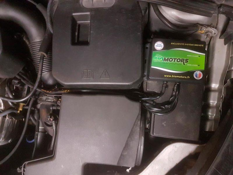 biomotors boitier e85