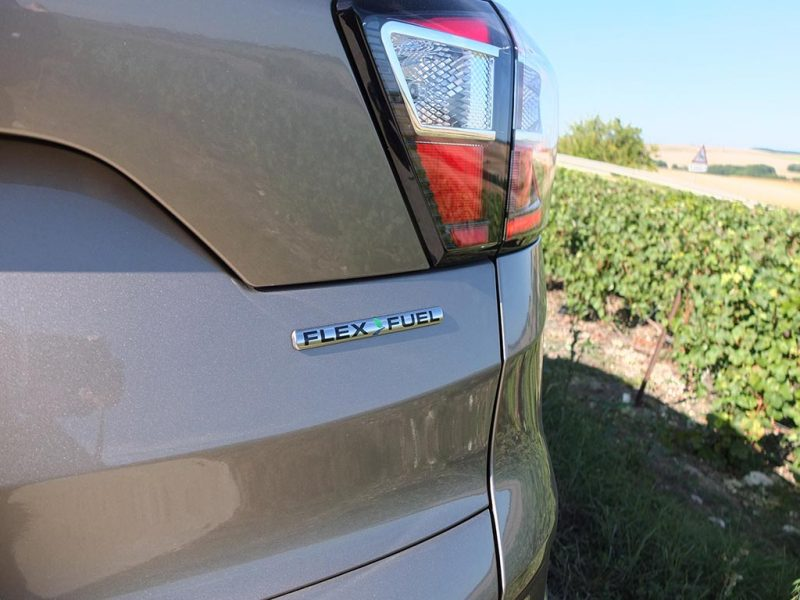 ford kuga flexifuel e85