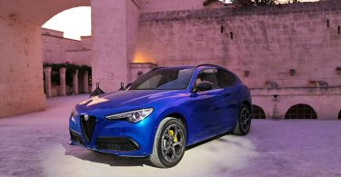 Alfa Romeo Stelvio MY20