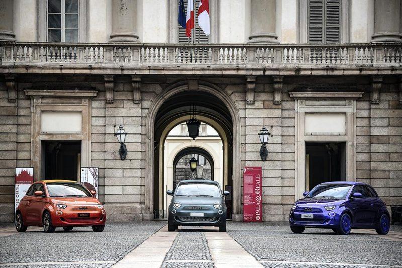 Fiat 500 - one-offs
