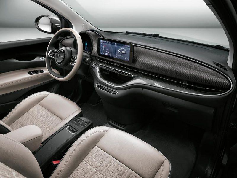 Fiat 500 la prima intérieur