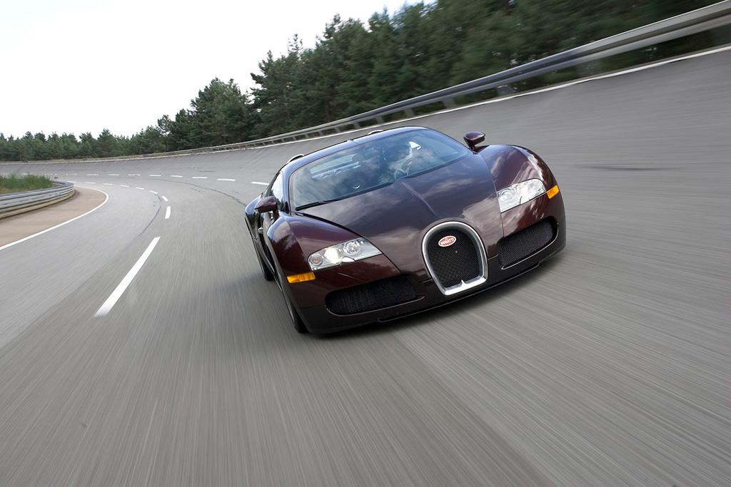 15 ans de records de vitesse pour Bugatti