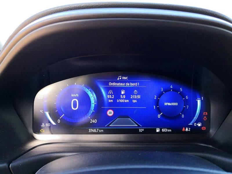 Ford Puma 2020 125 ch mHEV