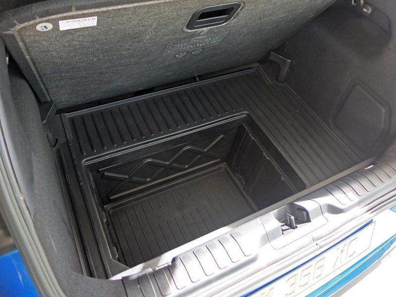 Ford Puma 2020 megabox