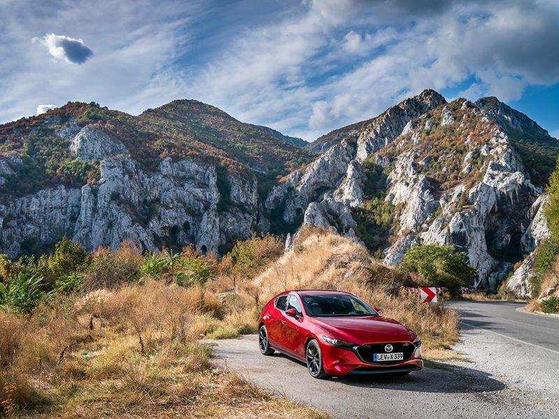 Mazda 3 5 portes - Skyactiv-X