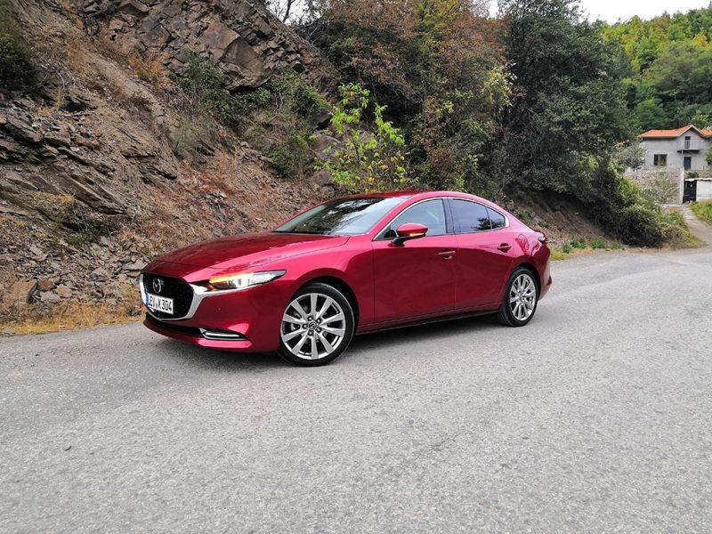 Mazda 3 berline - Skyactiv-X
