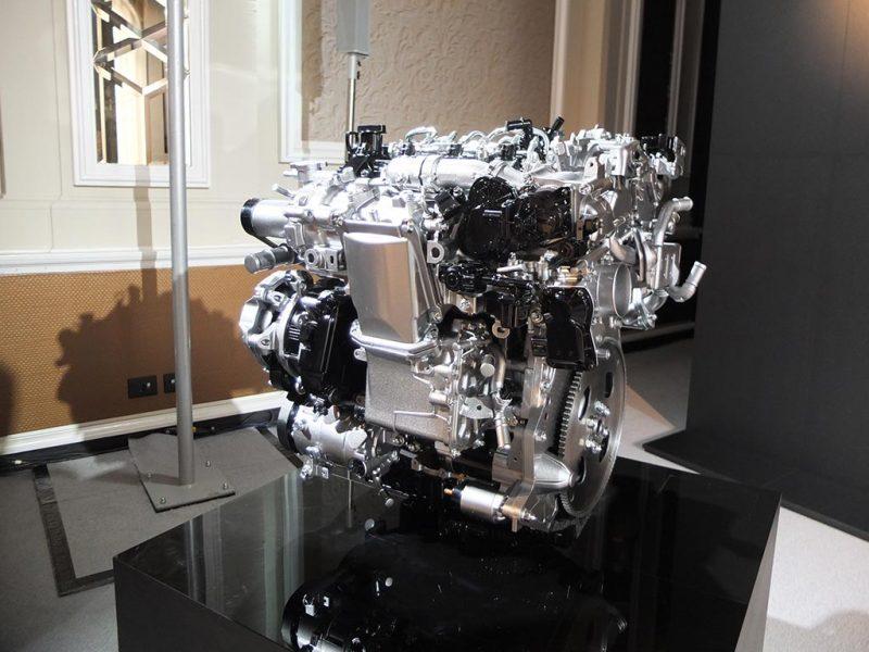Mazda moteur Skyactiv-X