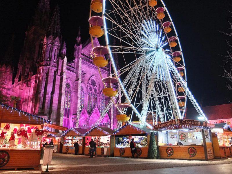 Mulhouse marché de noel
