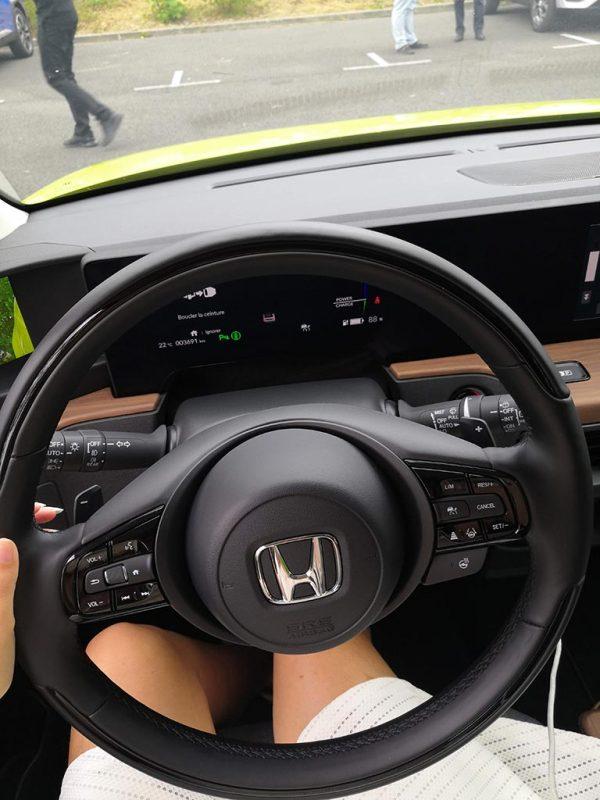 AMAM essai multimarque - Honda-e