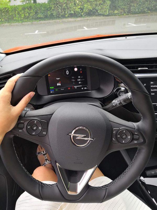 AMAM essai multimarque - Opel Corsa-e