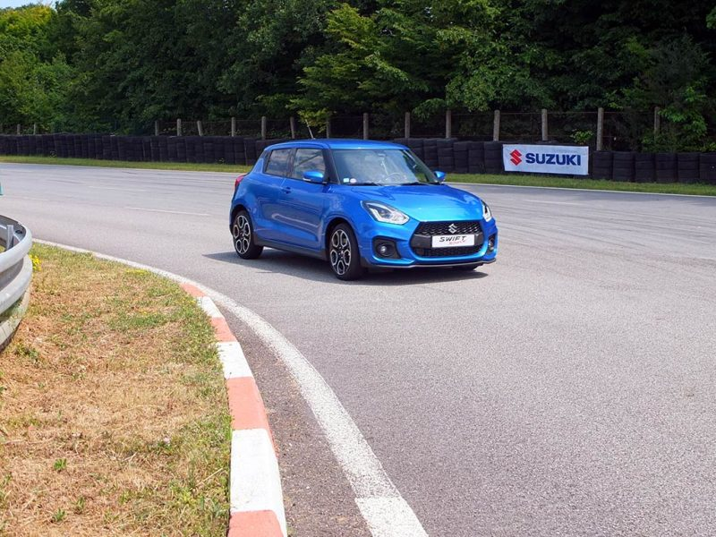 suzuki swift sport hybrid 2020