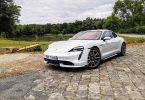 Essai Porsche Taycan 2020