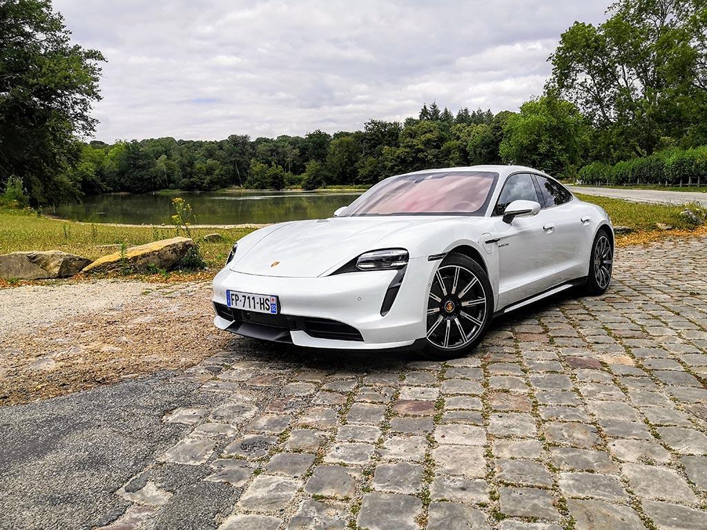 Taycan, la belle réussite VE de Porsche