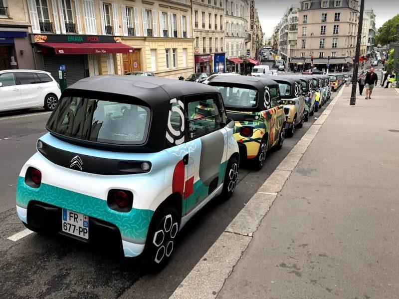 Essai Citroën AMI Free2Move