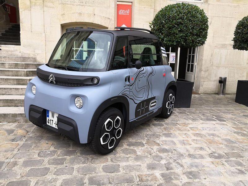 Essai Citroën AMI - my AMI Vibe