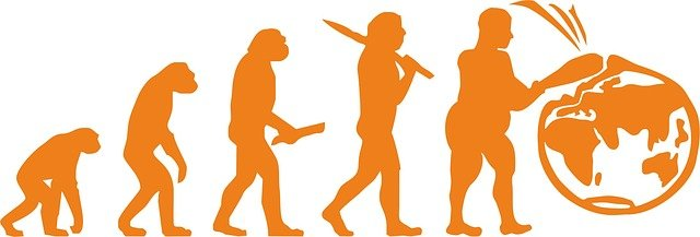 évolution contre nature