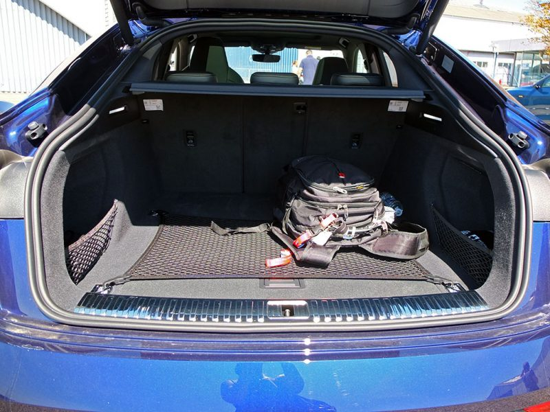essai audi e-tron sportback 55 quattro