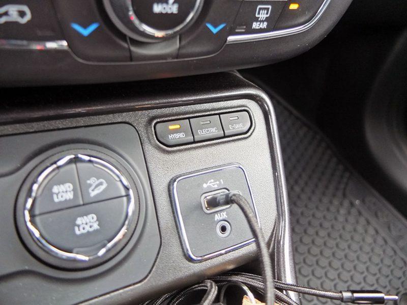 essai Jeep Compass 4xe hybride phev