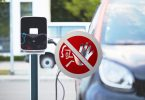 stop electric car
